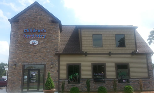 Front Office - Pediatric Dentist and Orthodontics  in Chicopee, Springfield and Ludlow, MA